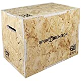 Sporttrend 24 - Plyo Box Holz 70 x 60 x 50cm | Sprungkasten Jump Box Sprungbox Sprungkiste