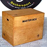 Becker-Sport Germany Master Box Standard (BSG 28941), extrem stabil und lackiert